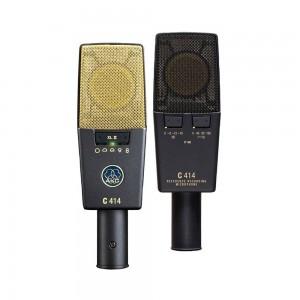 Широко-мембранный конденсаторный микрофон AKG C-414