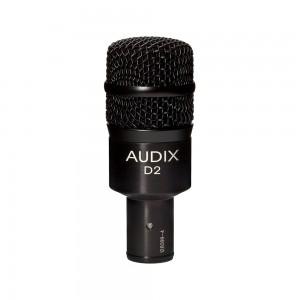 Микрофон барабанный (прищепка) AUDIX D2