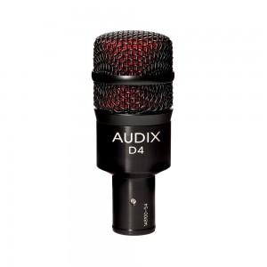 Микрофон барабанный (прищепка) AUDIX D4
