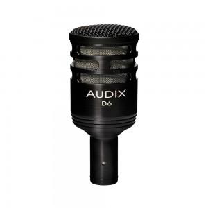Микрофон барабанный (бочка)  AUDIX D6