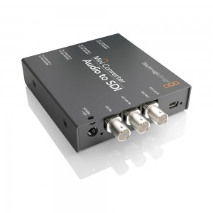 Конверторы сигналов в ассортименте BlackMagic design