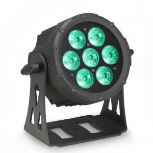 Прожектор RGBWA 7x10W CAMEO FLAT PRO PAR CAN 7