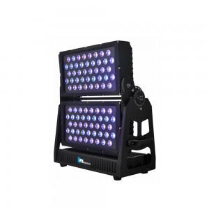 Прожектор RGBW для большой архитектурной засветки DIALighting LED Washer 84