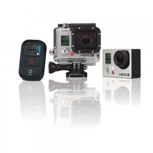 Профессиональная видеокамера Full HD Go Pro 3 BLACK edition