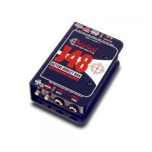 Di Box 1ch (active) RADIAL J48