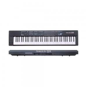 MIDI-клавиатура рояльная 76кл. Roland A33<br><br>