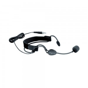 Головной микрофон для радиосистемы черного цвета Sennheiser ME-3