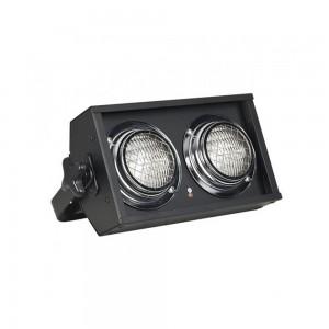 Блиндер активный со встроенным диммером (2 лампы) ShowTec Stage Blinder 2 DMX