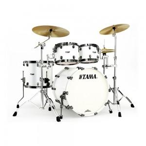 Барабанная установка 10121622 (+4хOH, 1хHH, 1хСтул) TAMA Star Classic White