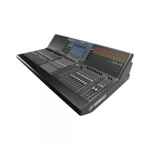 Цифровая консоль управления 32+24 / 16+8 каналов Yamaha CL5