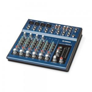 Микшерный пульт 10 каналов Yamaha MG 10/2