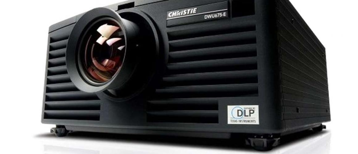 Проектор Christie DWU675-E<br><br>