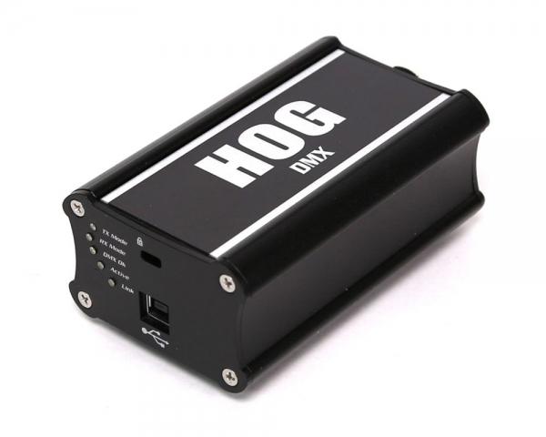 Световой пульт управления Hog 4 USB DMX Widget