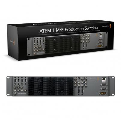Видеомикшер Full HD BlackMagic design ATEM 1 M/E