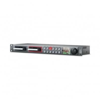 Профессиональный рекордер 4K SSD 2 BlackMagic design HyperDeck Studio Pro 2