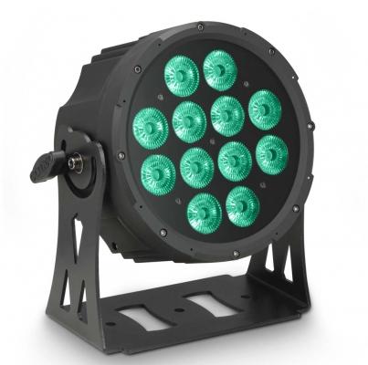 Прожектор RGBWA 12x10W CAMEO FLAT PRO PAR CAN 12