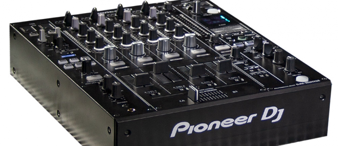 DJ – микшер PIONEER DJM-900NXS2