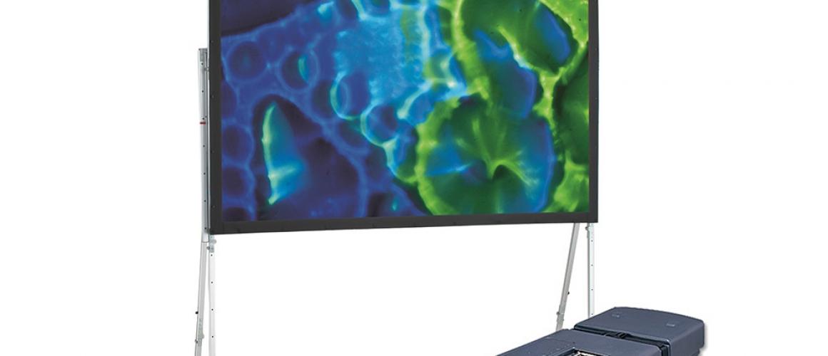 Экраны прямой и обратной проекции Draper