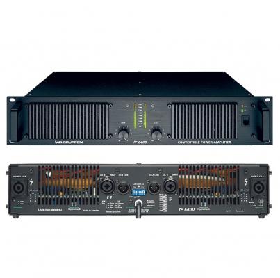 Усилитель мощности Lab Gruppen FP6400<br><br>