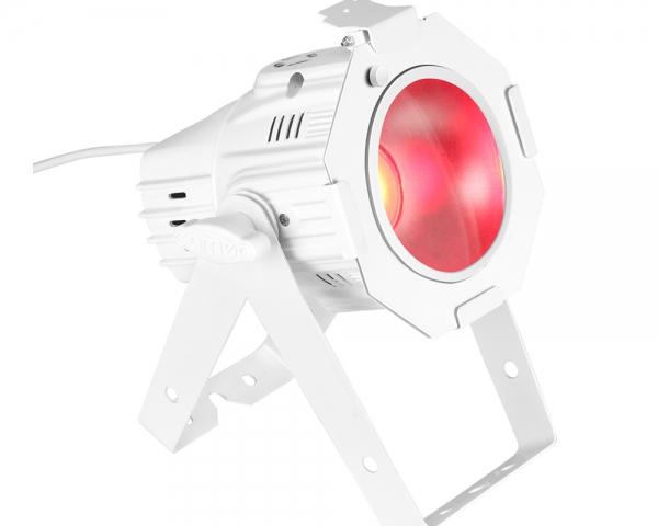 Прожектор RGB 30W (белый корпус) CAMEO MINI COB LED PAR