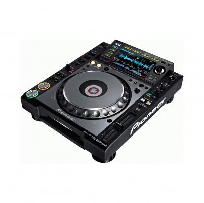 Проигрыватель CD дисков + USB Pioneer CDJ 2000 Nexus