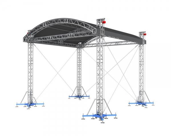 Арочная крыша 6х4 Prolyte Arc Roof HD30V