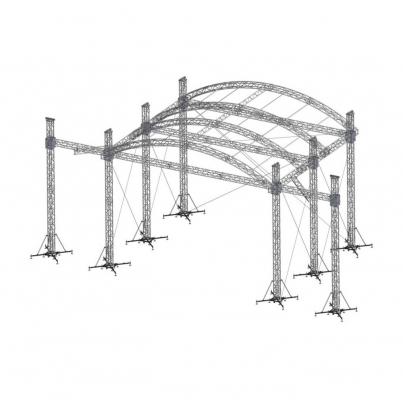 Арочная крыша 8х6 Prolyte Arc Roof HD30V
