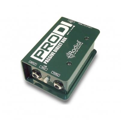 Di Box 1ch (passive) RADIAL PRO DI