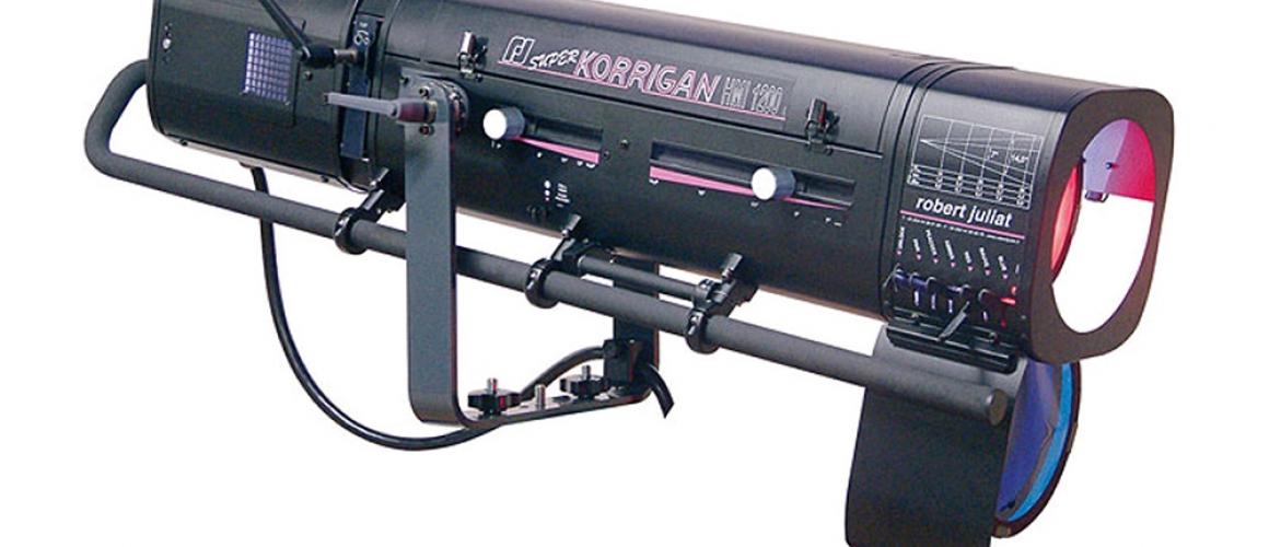 Следящая пушка 1200W Robert Juliat Super Korrigan