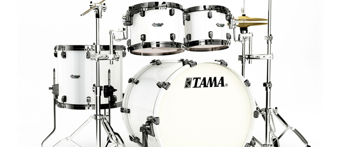 Барабанная установка TAMA Star Classic White