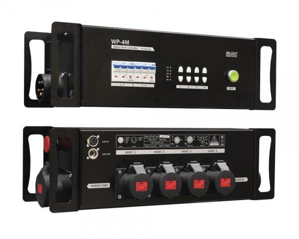 Блок управления лебедками WP-4M
